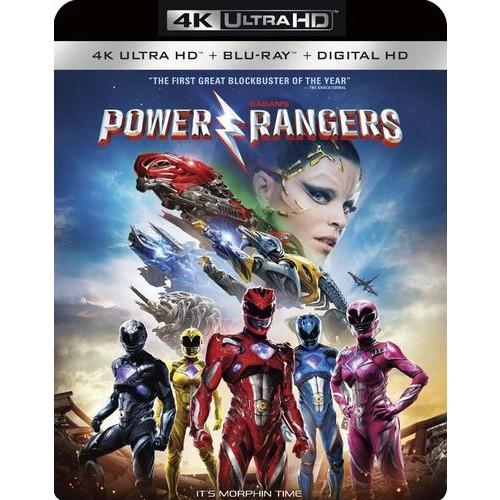 Saban's Power Rangers [4K Ultra HD Blu-ray] [2017]