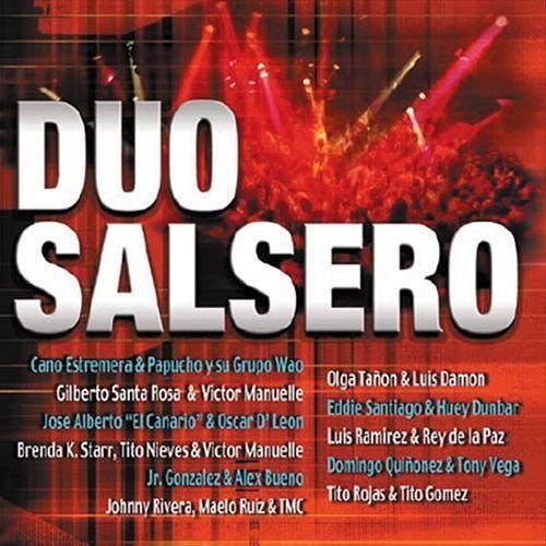 Duo Salsero [CD]