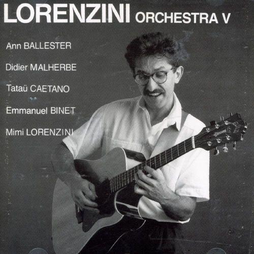 Orchestra V [CD]