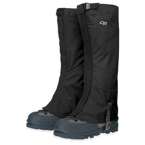 Outdoor Research Verglas Gaiters - Black