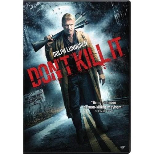 Don't Kill It (DVD)