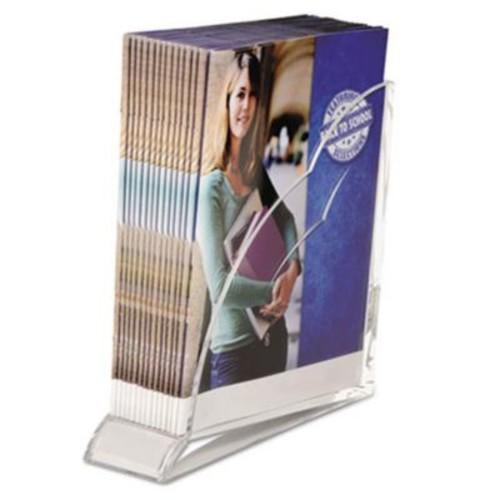 Swingline Stratus Acrylic Magazine Rack, Clear (AZTY15188)