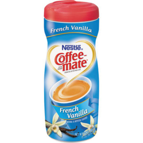 Nestl Coffee-mate French Vanilla Creamer, 15oz. 3-count