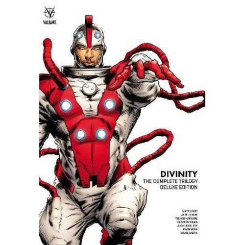 Divinity : The Complete Trilogy (Deluxe) (Hardcover) (Matt Kindt & Trevor Hairsine & Ryan Winn & David