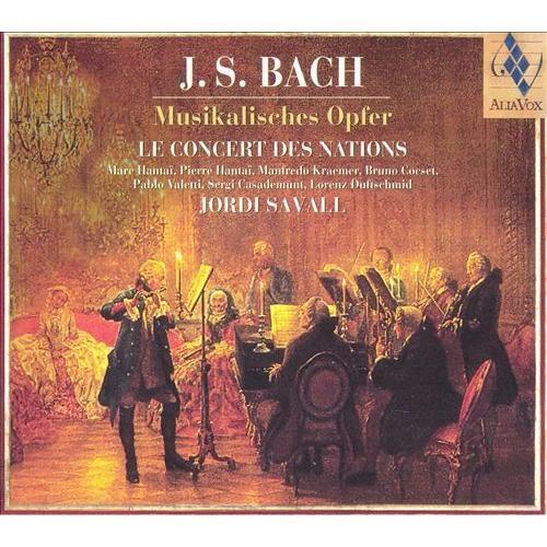 Musical Offering CD (2001)