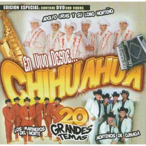 En Vivo Desde Chihuahua (Includes DVD)