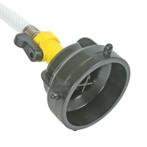 Camco RV Sewer Hose Rinse Cap (39533)