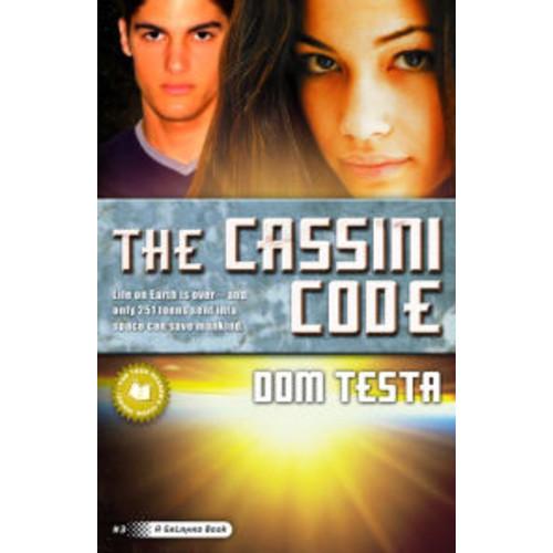 The Cassini Code (Galahad Series #3)