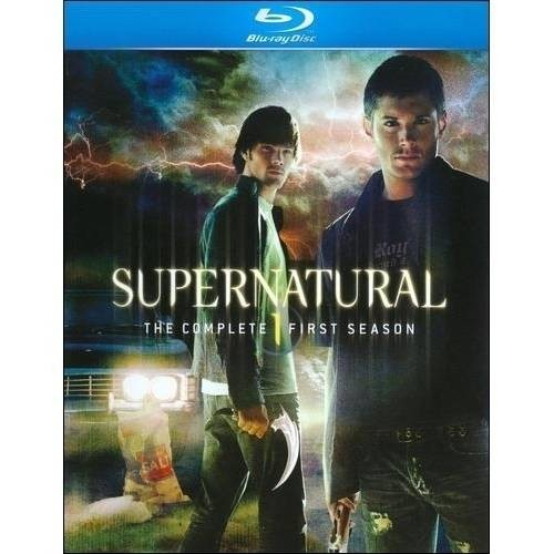 Supernatural: The Complete First Season (Blu-ray)