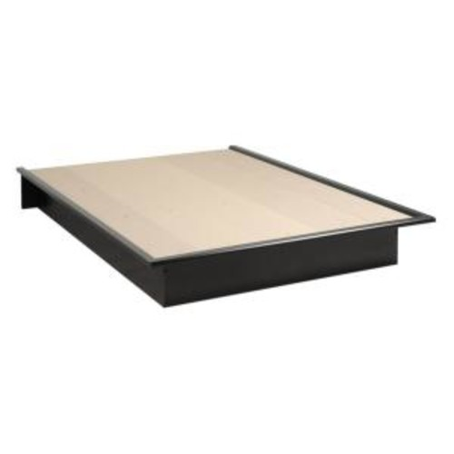 Prepac Full Wood Platform Bed