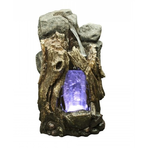 Rain Forest Waterfall Edition Small with LED Lights