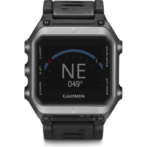 Garmin epix (Without preloaded TOPO maps) GPS/GLONASS mapping watch