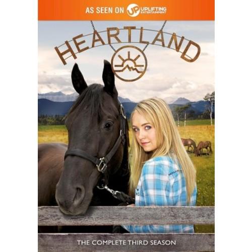 Heartland: The Complete Third Season [5 Discs] [DVD]