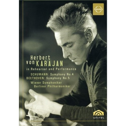 Herbert von Karajan in Rehearsal and Performance [DVD]