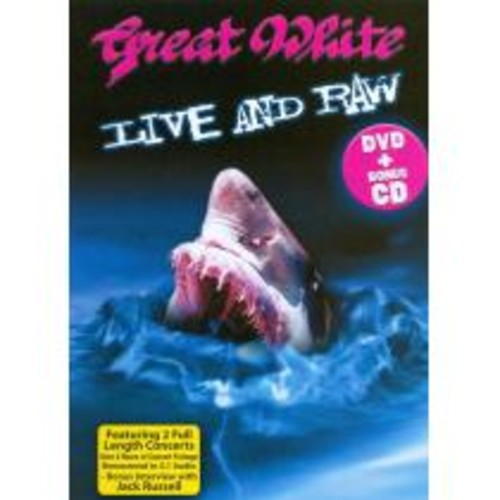 Live & Raw [CD & DVD]