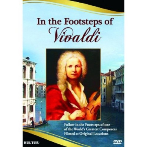In the Footsteps of Vivaldi [DVD] [English] [2008]