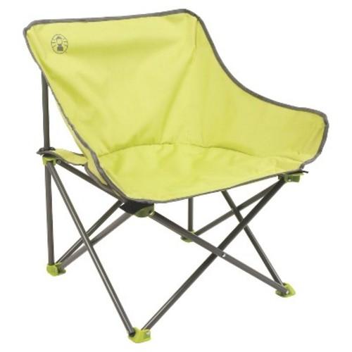 Coleman Kickback Chair - Lime