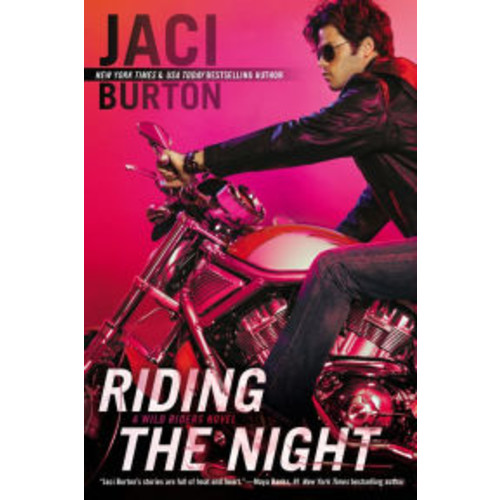 Riding the Night (Wild Riders Series #4)