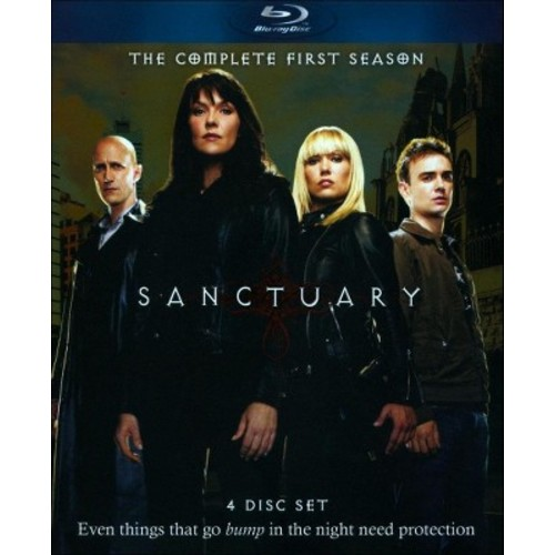 Sanctuary: The Complete First Season (Blu-ray)