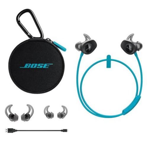 Bose SoundSport Wireless Headphones - Aqua 761529-0020