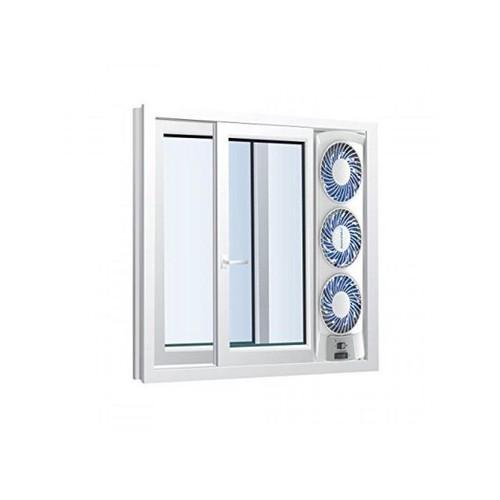 Bionaire BWF0502MWM Thin Window Fan, White