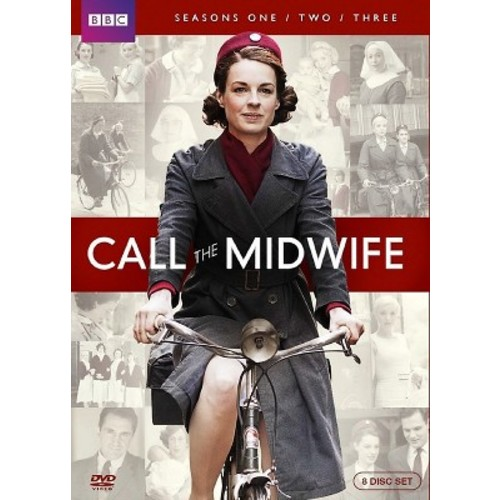 Call the Midwife: Seasons One/Two/Three [8 Discs] [DVD]