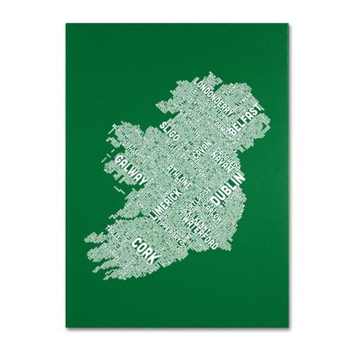 Trademark Fine Art 'Ireland IX' 14