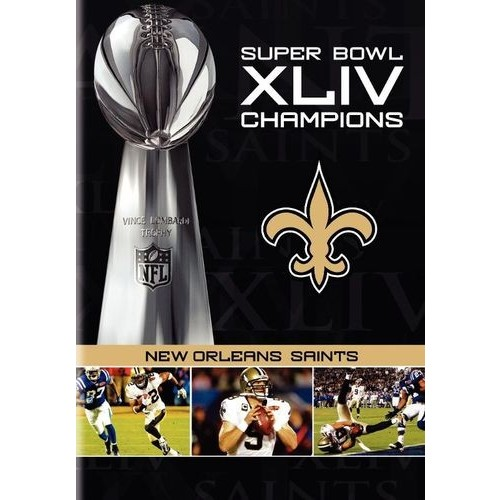NFL Super Bowl XLIV: New Orleans Saints Champions: Sean Payton, Drew Brees, Scott Graham: Movies & TV