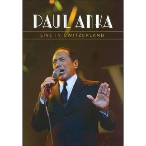 Paul Anka: Live in Switzerland