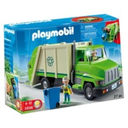Playmobil Recycle Truck