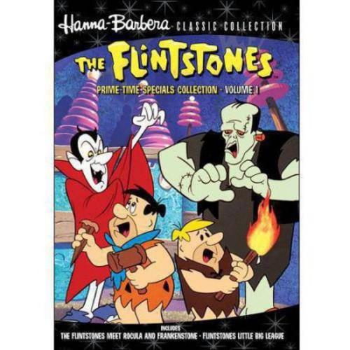 The Flintstones: Prime-Time Specials Collection, Vol. 1 [DVD]