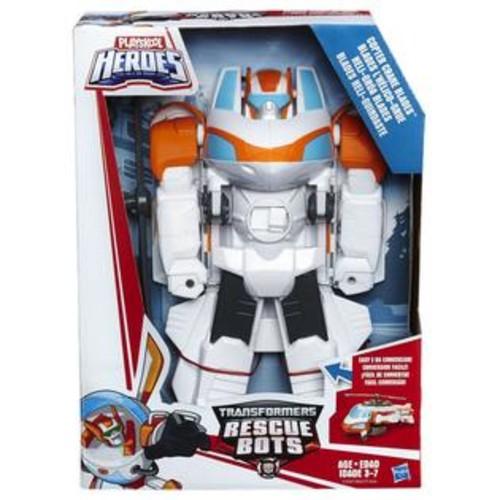 Playskool Heroes Transformers Rescue Bots Copter Crane Blades