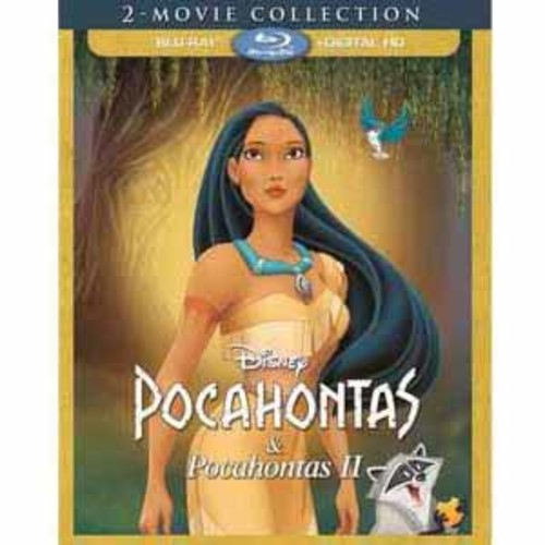 Pocahontas 2-movie Collection [Blu-Ray] [Digital HD]
