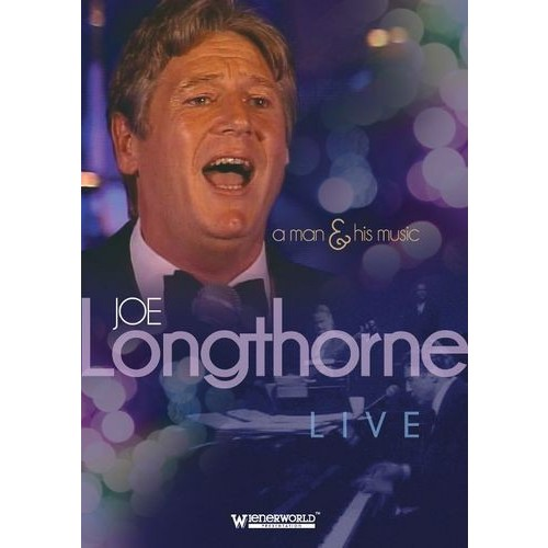 Joe Longthorne: Live - A Man and His Music [DVD] [1995]
