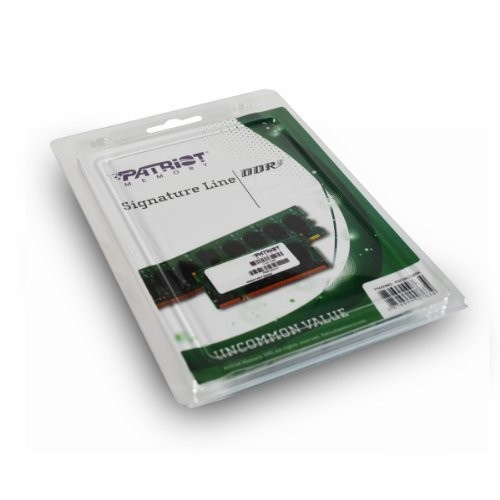 Patriot Signature DDR3 8 GB (2 x 4 GB) CL11 PC3-12800 (1600MHz) SODIMM Notebook Memory Kit PSD38G1600SK