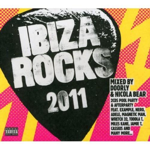 Ibiza Rocks 2011 [CD]