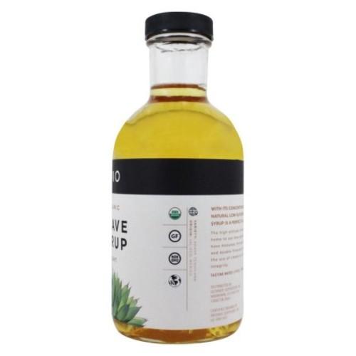 Ojio - Organic Agave Syrup Light - 500 ml.