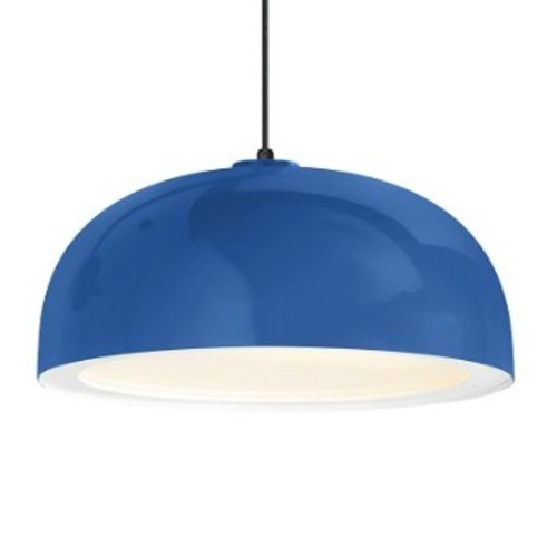 Dome Outdoor Pendant [Finish : Blue]