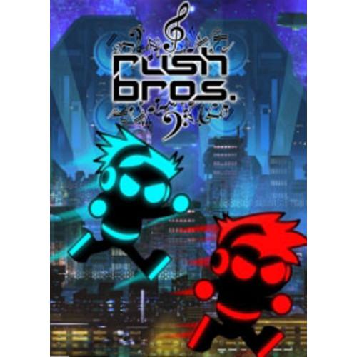 Digital Tribe Games Rush Bros.