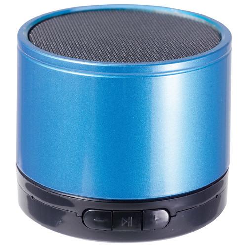 Craig - Portable Indoor/Outdoor Wireless Bluetooth Speaker - Blue