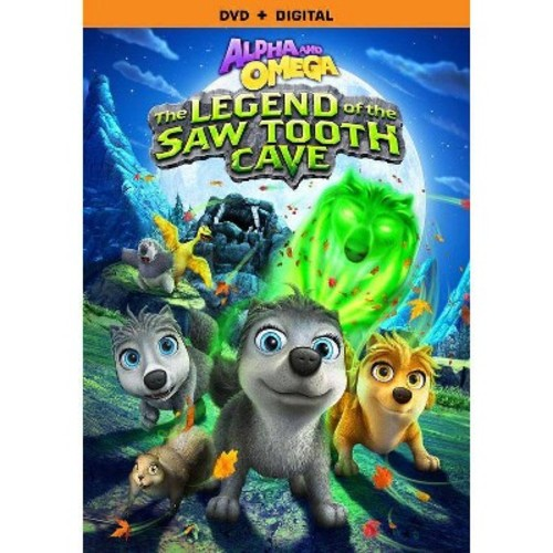 Alpha & omega:Legend of the saw tooth (DVD)