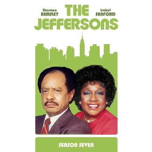 The Jeffersons: Season Seven [3 Discs]