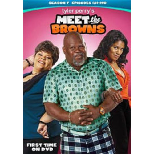 Tyler Perry's Meet the Browns: Season 7 [3 Discs]