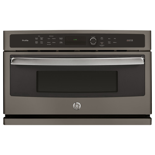 GE Profile Series PSB9100EFES 27 in Electric Single Wall Oven - Slate