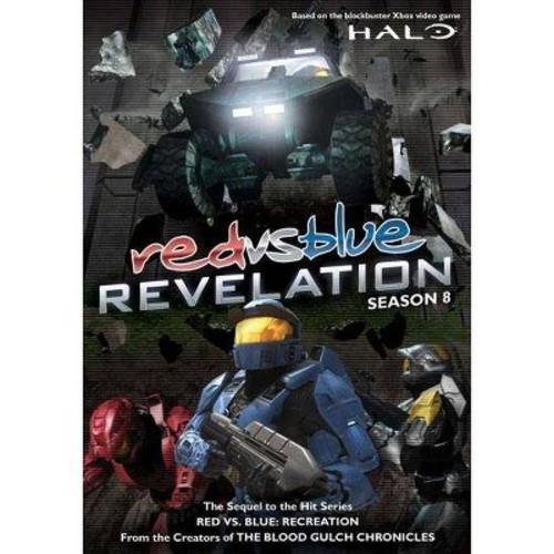 Red Vs. Blue: Revelation Season 8 (DVD) [Red Vs. Blue: Revelation Season 8 DVD]