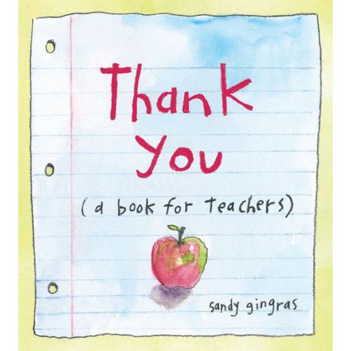 Thank You: A Book for Teachers