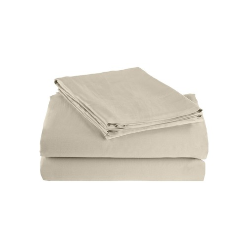 Impressions 300 Thread Count Rayon From Bamboo Solid Sheet Set