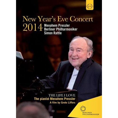 Year's Eve Concert 2014: The Life I Love [Video] [DVD]