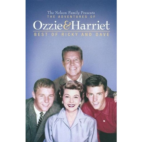 The Adventures of Ozzie and Harriet: Best of Ricky and Dave [4 Discs] [DVD]