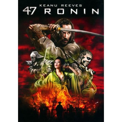 47 Ronin [DVD] [2013]